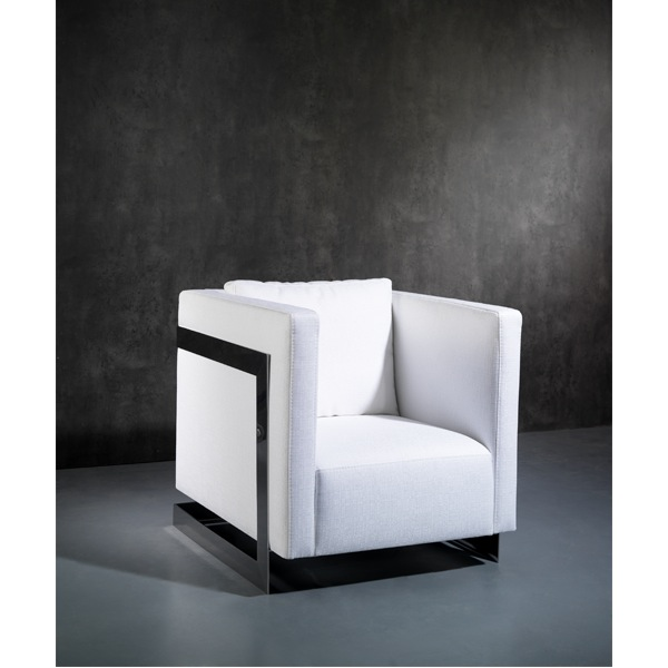 designdeaz com fauteuil lobster blanc designdeaz com. Black Bedroom Furniture Sets. Home Design Ideas
