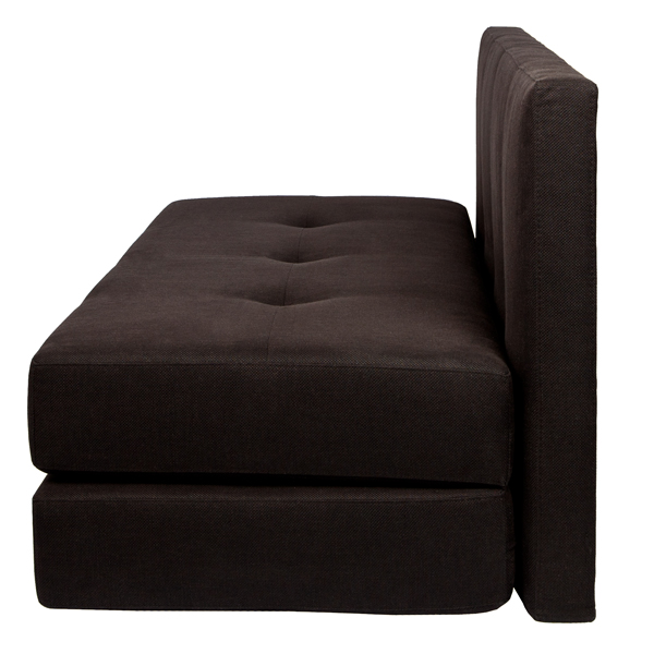 designdeaz com canape lit kubo marron designdeaz com. Black Bedroom Furniture Sets. Home Design Ideas